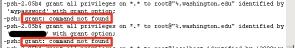 mysql-grant-command-error