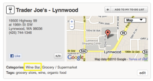 Trader Joes Foursquare