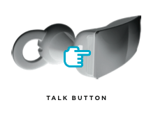 jawbone icon talk button