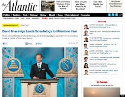 "The controversial Scientology ""sponsor content."""